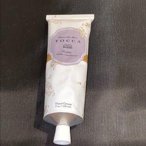 Tocca Colette Vanilla & Sandalwood Hand Cream 4oz.